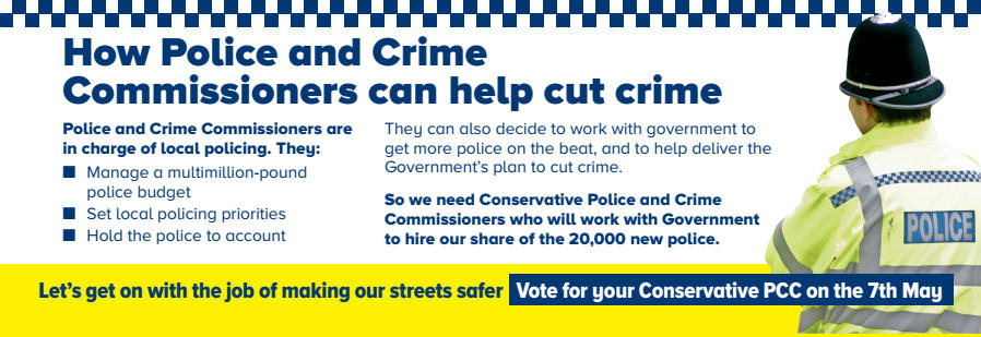 How PCCs can help cut crime